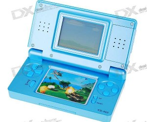 Cheap Nintendo Ds Lite Clone: the Perfect Gift for Rude Little Children