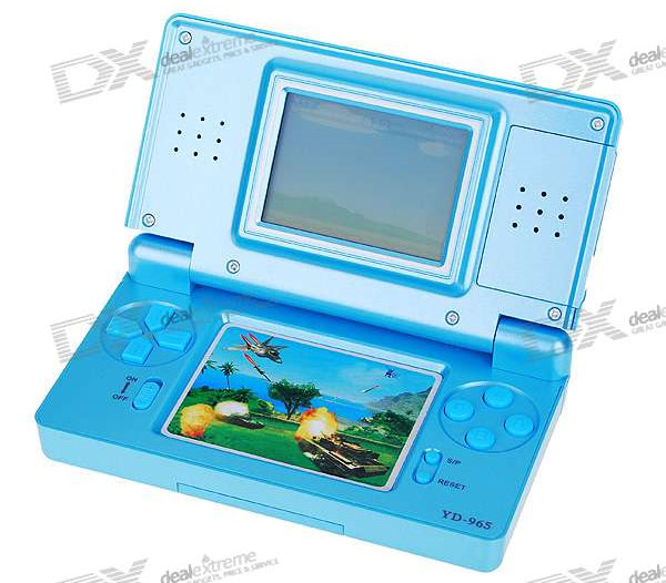 cheap nintendo ds lite clone the perfect gift for rude little
