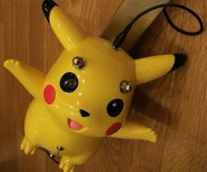 Pikatron: Pikachu Gets (Circuit) Bent