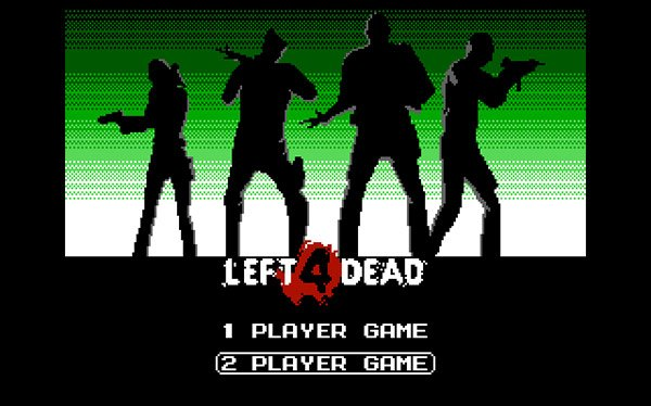 pixel force left4dead 1