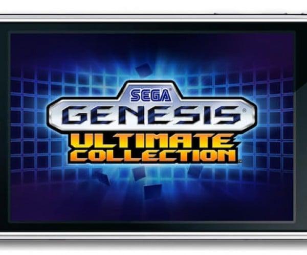 IPhone Sega Genesis Emulator Gets Official