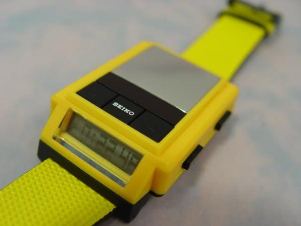seiko frequency drum machine wristwatch 1