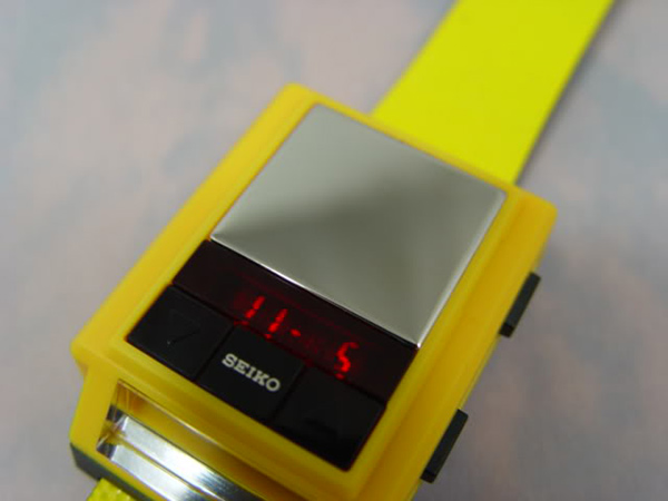 seiko frequency drum machine wristwatch 2