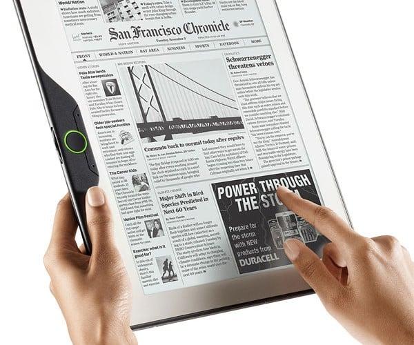 Skiff Reader: Specs Revealed for Biggest, Thinnest E-Reader Yet