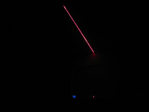 sleep remaining indicator laser alarm clock 2