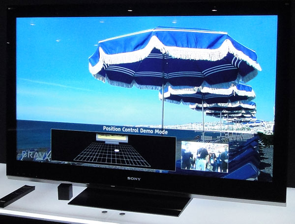 sony_bravia_xbr_52x900 led lcd 3d- tv