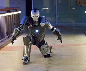 War Machine Costume: Ready for Cosplay Battles
