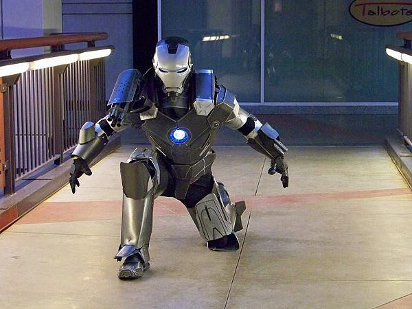 war machine costume 1