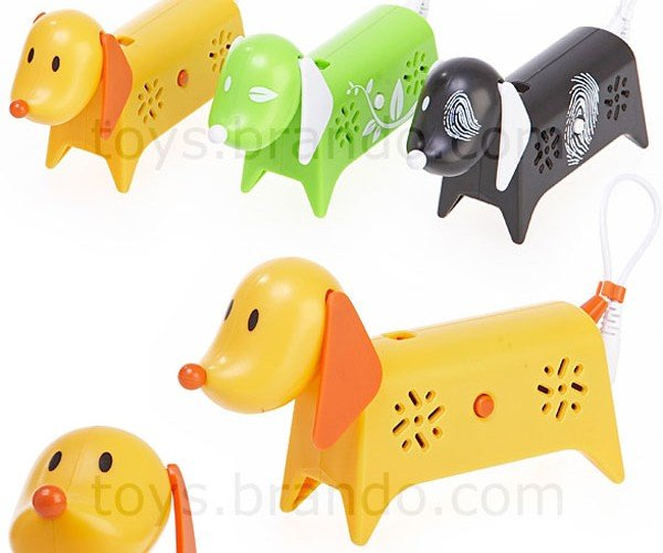Woof Dachshund Speaker: More of a Tweeter Than a Woofer