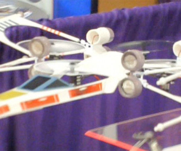 Rcx 4 Star Stryker Looks Nothing Like an X-Wing Fighter