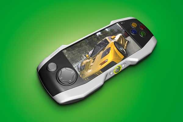 xbox handheld concept
