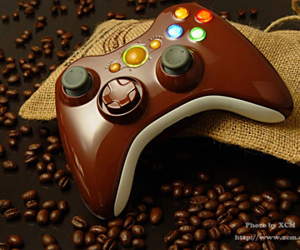 Xcm Xbox 360 Controller Shell: the Real Hot Coffee Mod