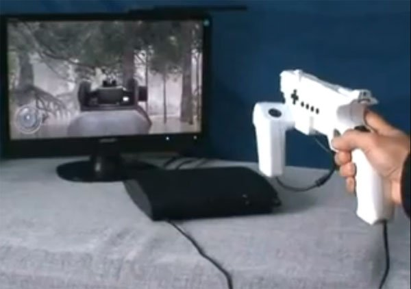 xcm ps3 light gun