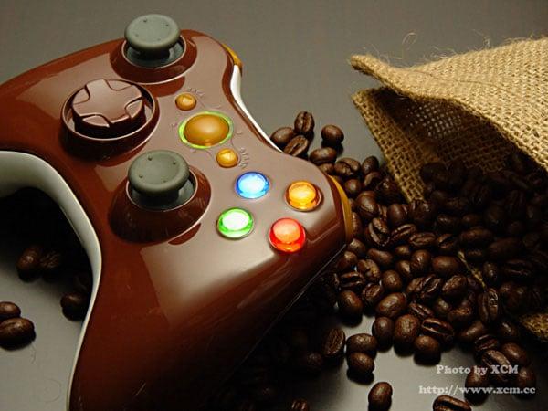 xcm xbox 360 coffee controller mod