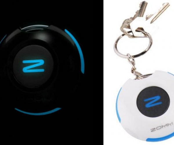 Zomm: Wireless Leash Keeps You From Losing Your Cell Phone (Again)