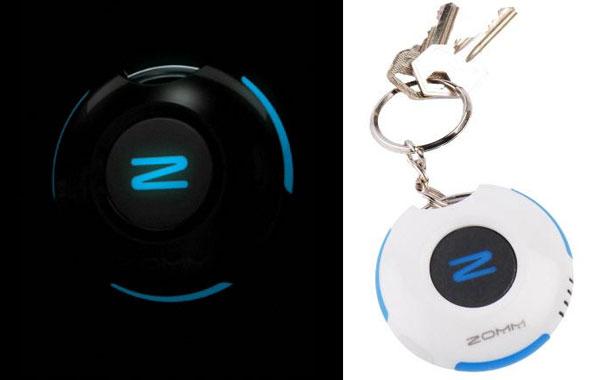 zomm wireless mobile phone leash