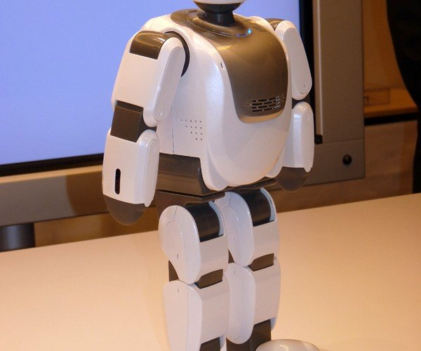Fujisoft'S Palro Pet Robot Could Use a New Name, Pal.