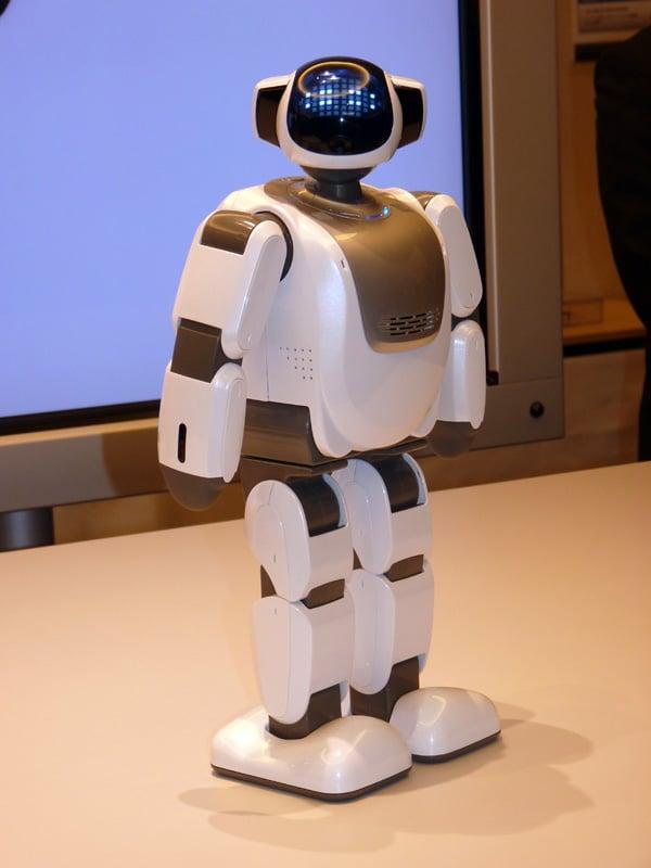 palro robot japan fujisoft