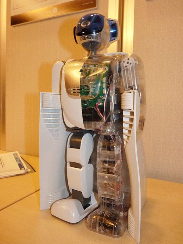 palro japan robots fujisoft
