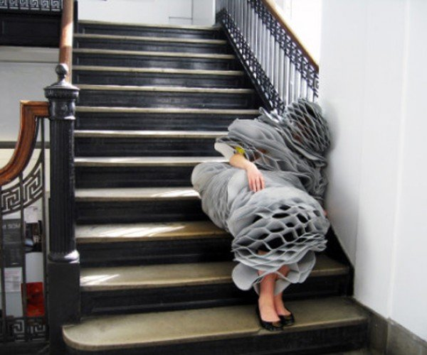 Forrest Jessee'S Sleepsuit Lets You Sleep Anywhere, Anytime