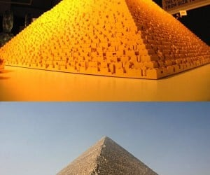 Famous Landmarks Turned Into LEGO Landmarks