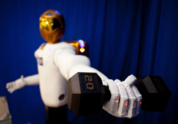 nasa robot space robonaut