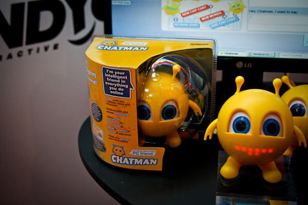 chatman usb chat instant messaging
