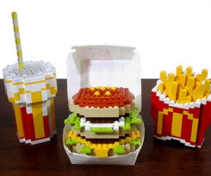 LEGO Big Mac Combo: and No, You Can'T Eat It!