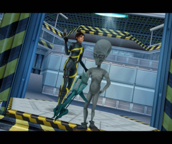 Perfect Dark Heads Back to the Xbox 360 in March