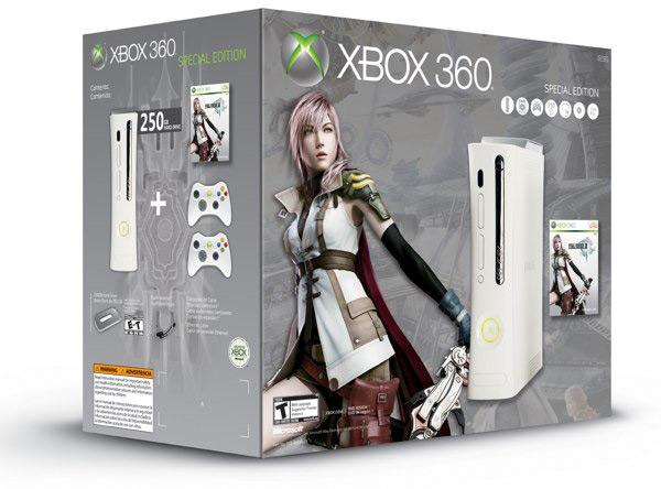 xbox 360 final fantasy japan video games