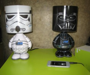 Star Wars Speakers Look Like Lamps for No Apparent Reason