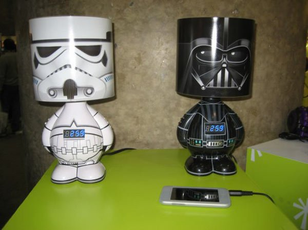 star wars speaker mp3 bobblehead