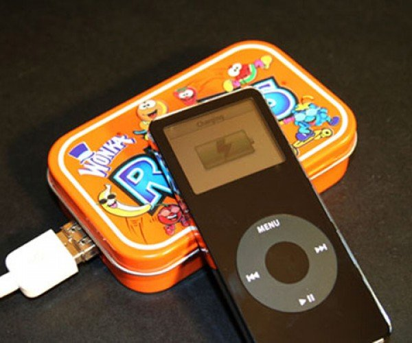New Mintyboost V2.0 Charges Your iPod and Still Looks Tasty