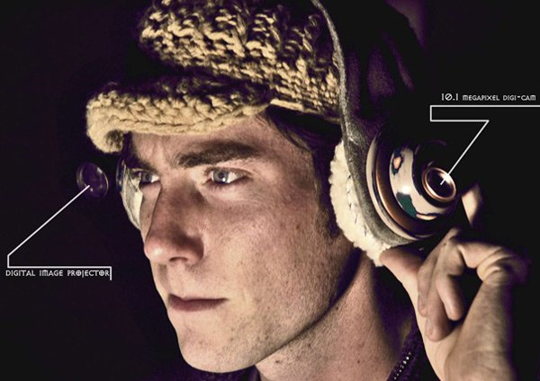 william gerwin headphones media camera mobile