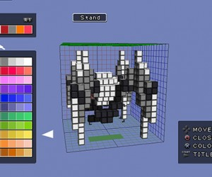 3d Dot Game Heroes Character Editor: No Limit to Your Homagination