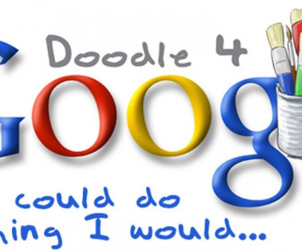 Doodle 4 Google: Kids, Let Your Art be Seen on the Most Popular Place on the Web!