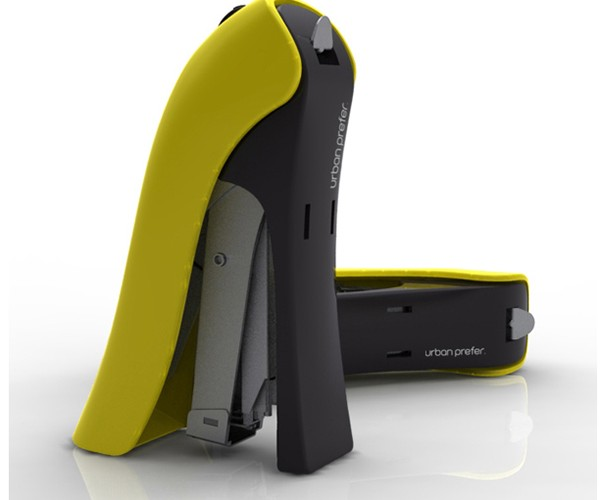 A Posture Stapler: Never Thought an Office Supply Could be Called Sexy