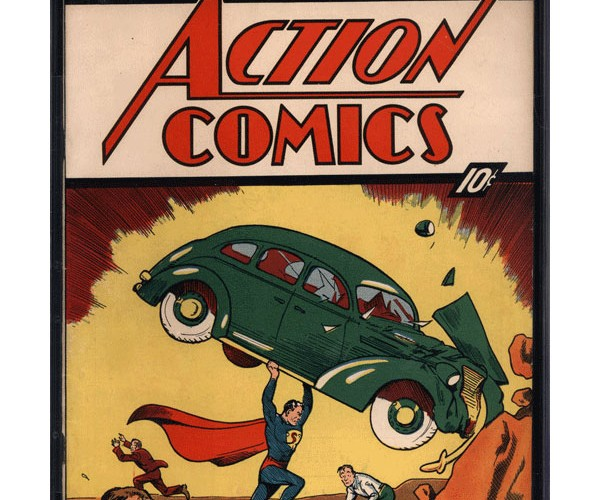Action Comics No.1 Sold for $1 Million: This is How Geeks Roll