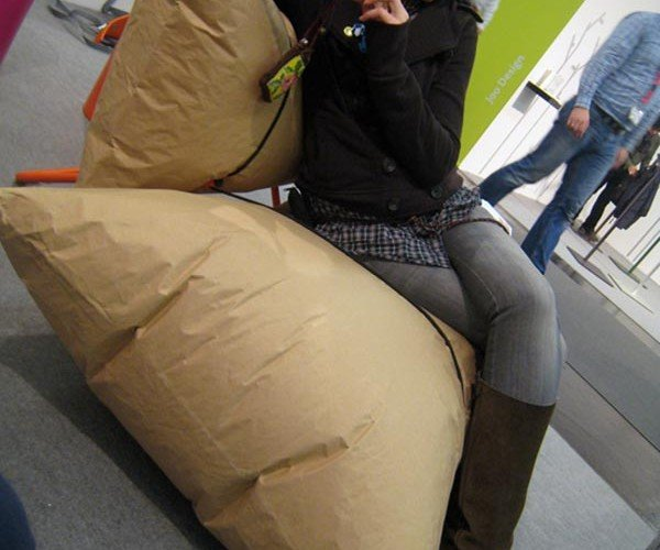 Be Comfortable Anywhere There'S Air With the Blow Sofa