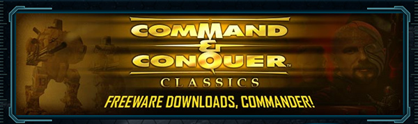 command & conquer free downloads