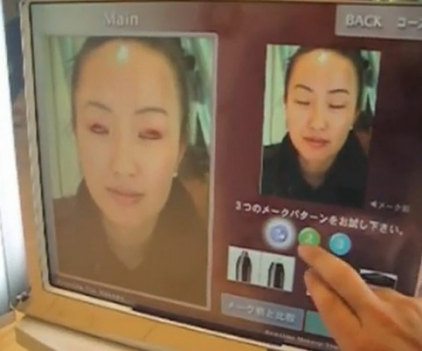 Digital Cosmetic Mirror Lets You Try on Makeup Virtually: Life Imitating Rpg