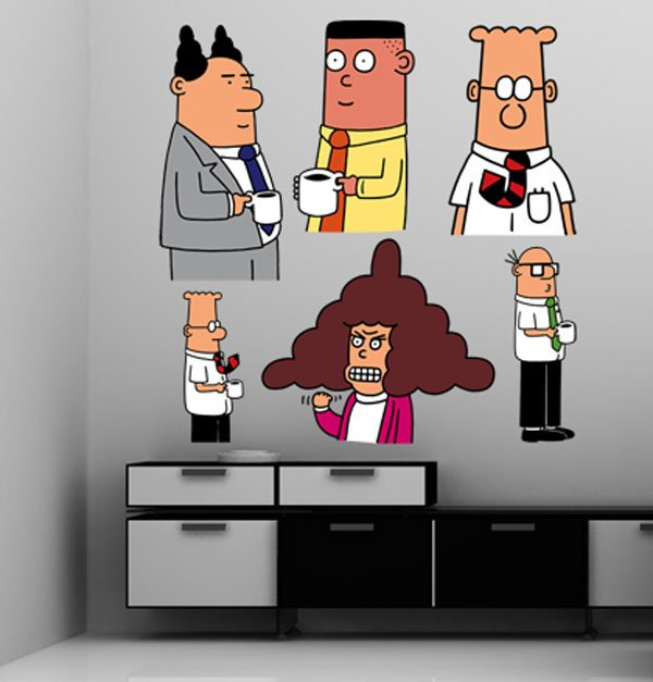 dilbert_characters