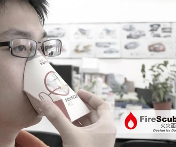 Firescuba Smoke Filter: Pocket Gas Mask
