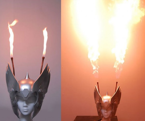 Are You Looking at My Flaming Headgear, Stan?