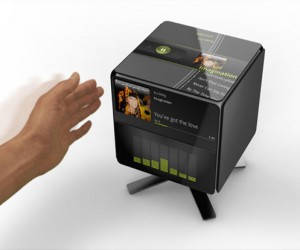 Gesture Cube Offers Next-Gen User Interface