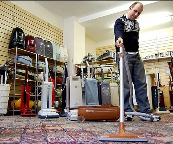 Vacuum Cleaner Museum: a Place for Things That Suck