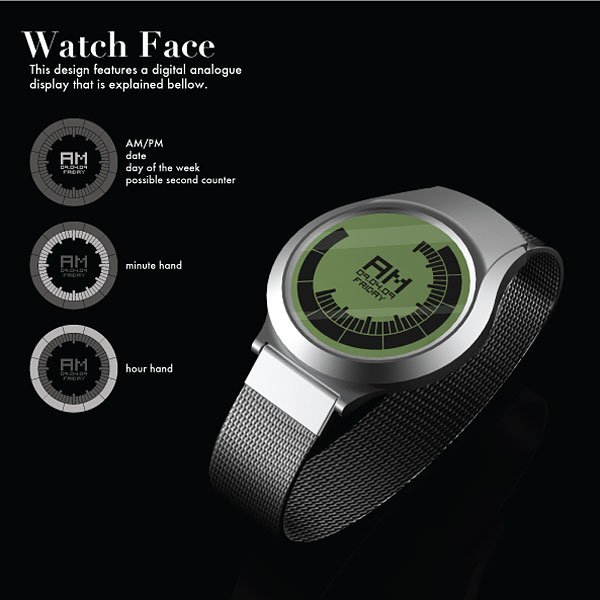 josh chadwick cadence watch