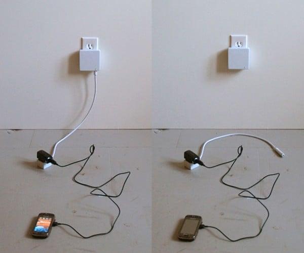 Leech Plug Unplugs Itself When Its Done Charging