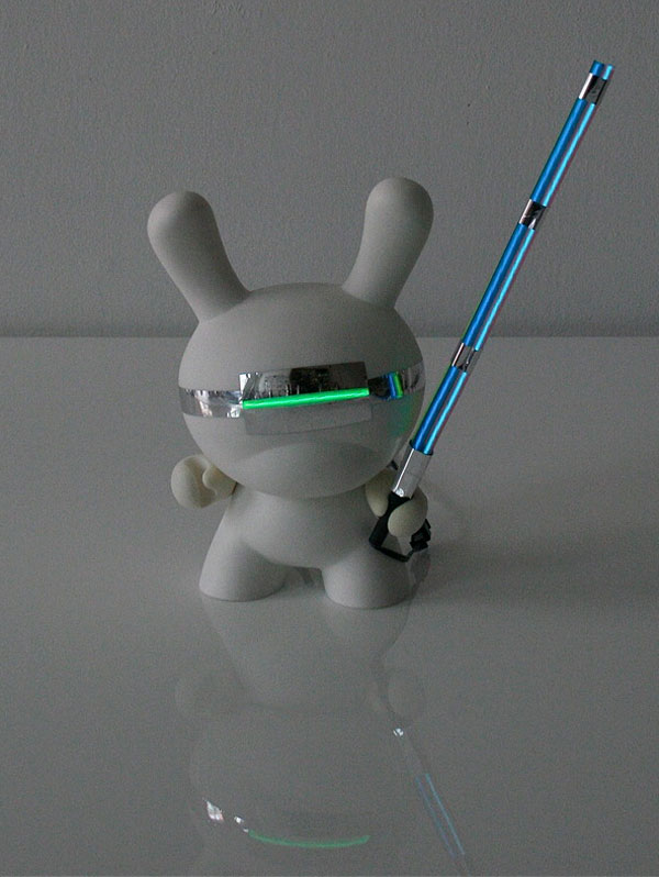lightbots captain light master dunny