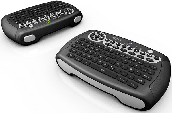 msi cideko wireless keyboard air mouse 1